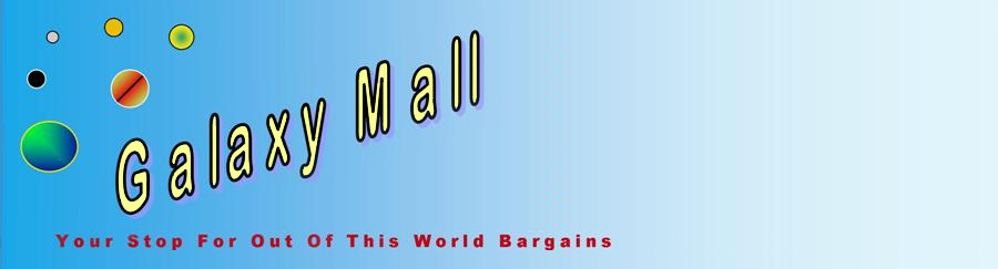 Galaxy Mall - Your stop for out of this world bargains